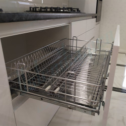 Выдвижная сушка для посуды...